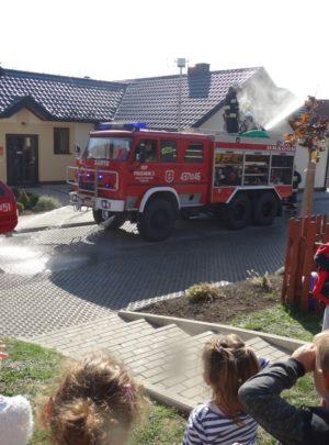 Zabezpieczony: Spotkanie ze strażakami