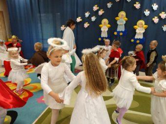 Dzień Świętych w przedszkolu