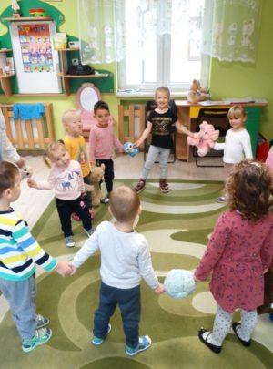 Zabezpieczony: Gwiazdeczki w domowym przedszkolu