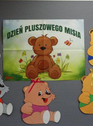 Zabezpieczony: Dzień misia u Słoneczek – 25 listopada 2019 r.