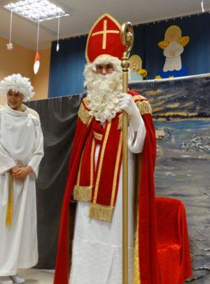 Zabezpieczony: Spotkanie ze św. Mikołajem – 10 grudnia 2019 r.