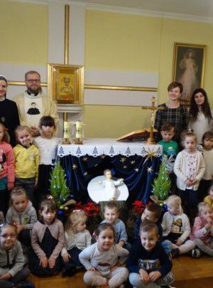 Zabezpieczony: Msza Święta w kaplicy domu zakonnego Sióstr Michalitek- 13.01.2020 r.