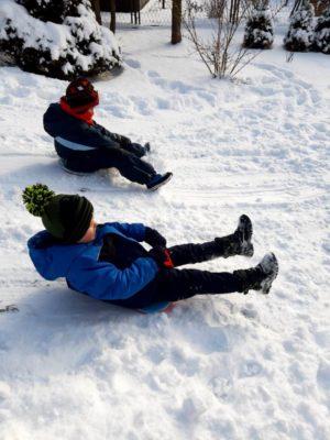 Zabezpieczony: Zimowe szaleństwa Perełek