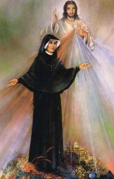 Katecheza – św. Faustyna i Boże Miłosierdzie