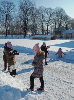 Zabezpieczony: Zimowe szaleństwa Słoneczek
